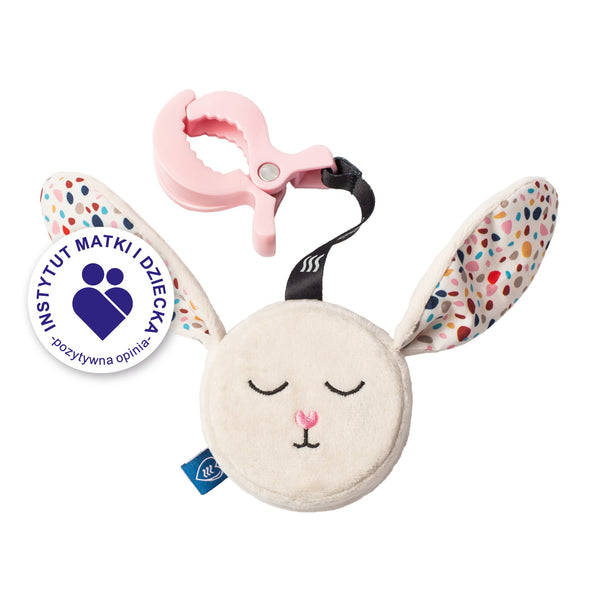 The Soothing Bunny On the Go, Cream