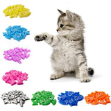 20pcs Soft Cat Nail Caps / Cat Nail Cover - Petacco