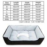Pet and Dog Cushioned Bed - Petacco