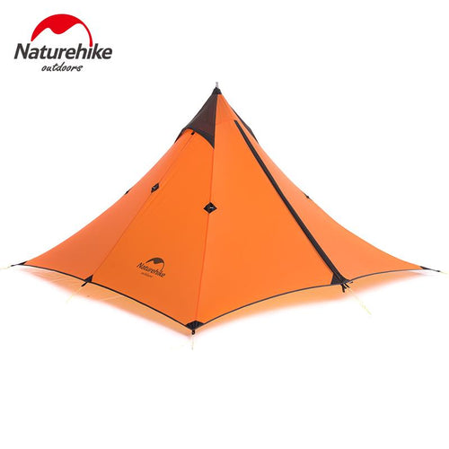 Naturehike Outdoor Tent for 1 Person - Ultralight, Waterproof, Silicon