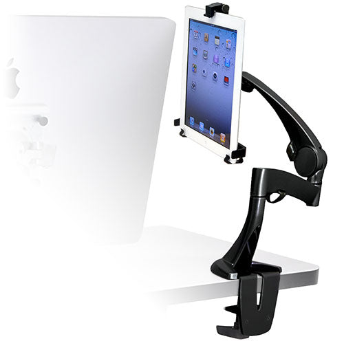 NeoFlex Tablet iPad Mount Arm Standing Desk Solutions for Apple
