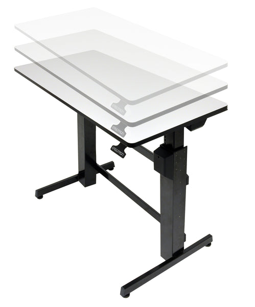 WorkFit-D Sit-Stand Desk