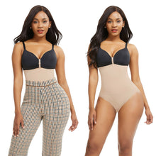 Load image into Gallery viewer, High waist seamless body shaper