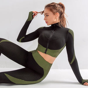 Fitness suits sportswear