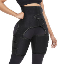Load image into Gallery viewer, Thigh shaper high waist