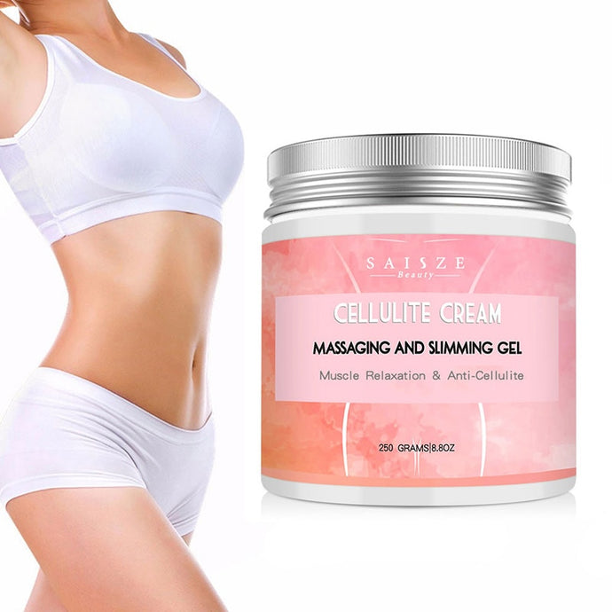 Cellulite hot cream