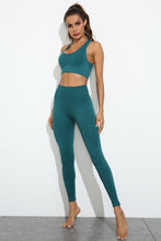 Load image into Gallery viewer, Fitness 2 piece seamless workout set