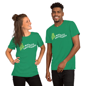 Mainely Succulents Everyone TEE