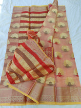"KOTA COTTON Fabric ""WEAVING"" SAREE"