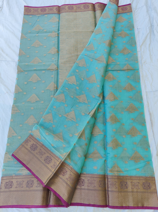 KOTA DORIA COTTON WEAVING SAREES