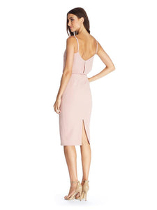 Blush Tank Dress by Dress the Population
