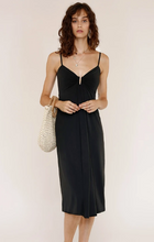 Load image into Gallery viewer, Black Tank Dress