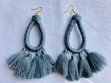 Load image into Gallery viewer, Tassel Earrings *Multiple Colors Available*