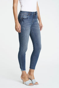 Audrey Mid Rise Skinny Crop