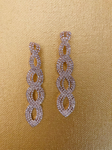 Chandelier Earrings by Sophia