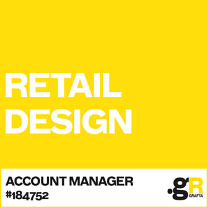 Retail Design Account Manager Job London 184752