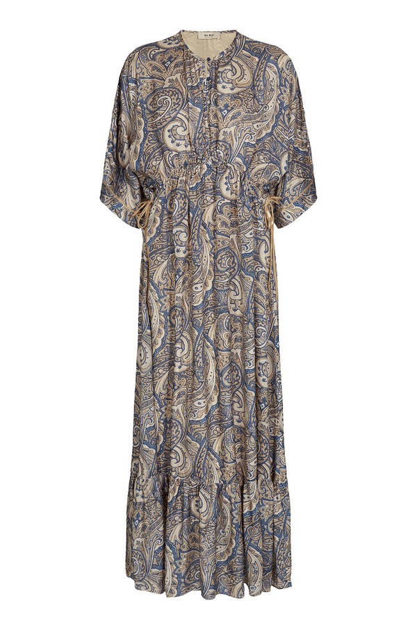 Mos Mosh mekko Raven Paisley Dress