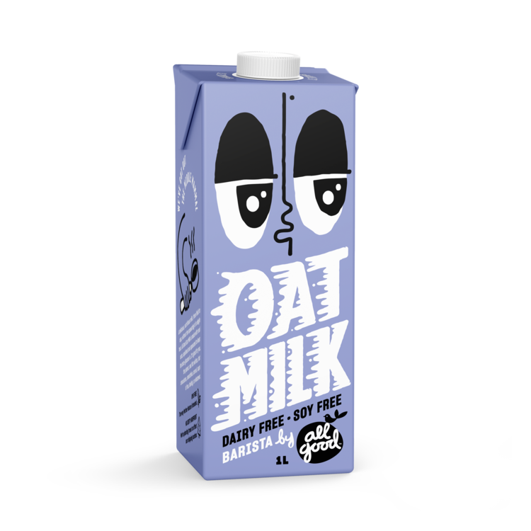 All Good Oat Milk