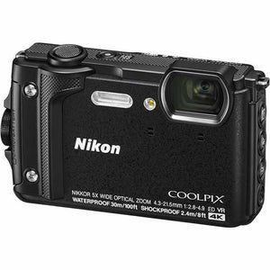 Nikon COOLPIX W300 BLACK+SILICONE JACKET