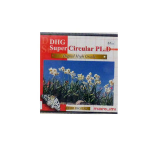 Marumi DHG SUPER CIRCULAR PLD FILTER 67MM