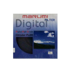 Marumi DHG CIRCULAR POLARISING FILTER 72MM