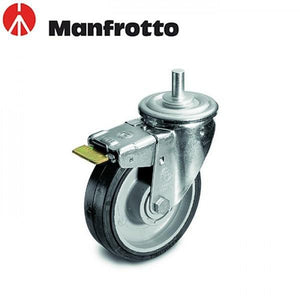 Manfrotto 374-10 HARD WHEELS 160D F/WIND UP
