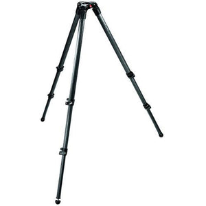 Manfrotto 535 CF 2-STAGE VIDEO TRIPOD 75