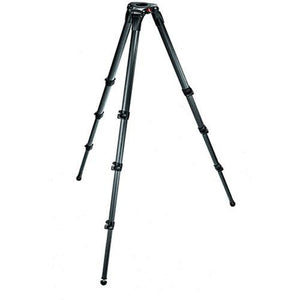 Manfrotto 536 CF 3-STAGE VIDEO TRIPOD 75/100