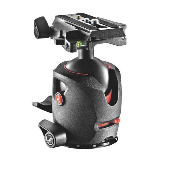 Manfrotto 057 MAG B/HEAD W/Q5 QR PLATE