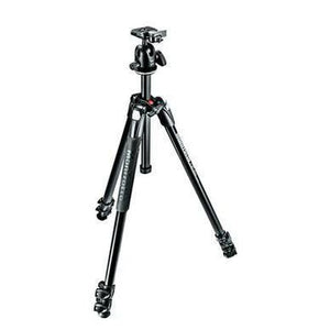 Manfrotto 290 XTRA ALU 3 SECTION BALL HEAD KIT
