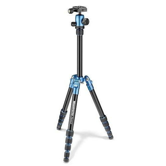 Manfrotto ELEMENT TRAVELLER ALU QR BH SMALL BLUE