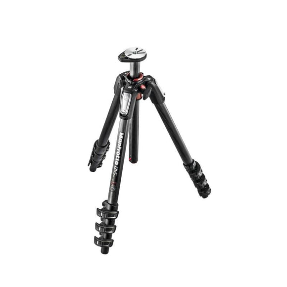 Manfrotto 055 CARBON FIBRE 4 SECTION TRIPOD