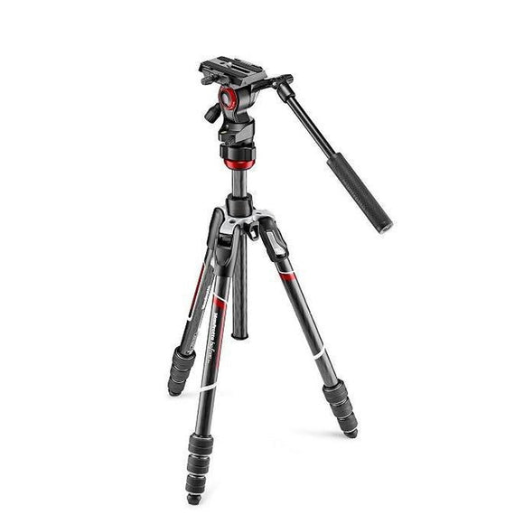 Manfrotto BEFREE LIVE CARBON FIBRE TWIST KIT 2 WAY