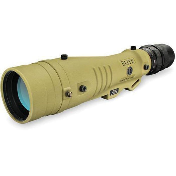 Bushnell Elite Tactical LMSS 8-40x60 (Straight Viewing) Spotting Scope