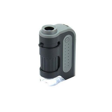 Carson 60-120x LED lighted Pocket Microscope