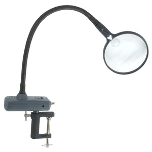 Carson MAGNIFLEX 2x/3.5x LED Handsfree Magnifier-Magnifier-Jacobs Photo and Digital