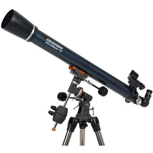 Celestron Astromaster 70eq Telescope-Telescope-Jacobs Photo and Digital