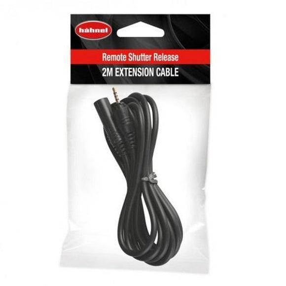 Hahnel REMOTE SHUTTER RELEASE 2M EXTENSION