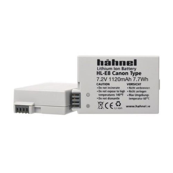 Hahnel LP-E8 CANON COMPATIBLE BATTERY HL-E8