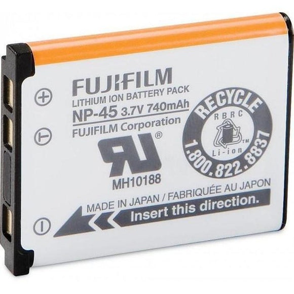 Fujifilm NP-45-Battery-Jacobs Photo and Digital