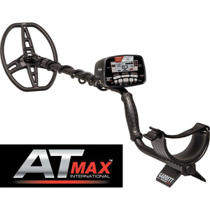 Garrett AT Max International Metal Detector-Jacobs Photo and Digital