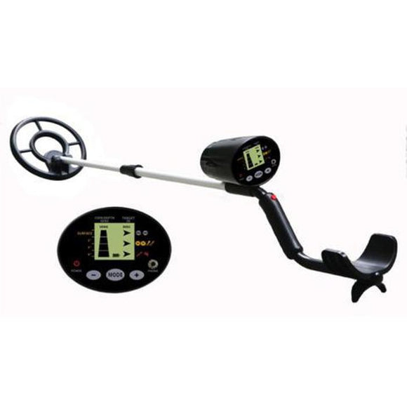 Gold Century LCD Metal Detector-Metal Detector-Jacobs Photo and Digital