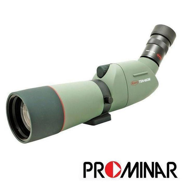 Kowa Prominar 66mm with 20-60x eyepiece Spotting Scope
