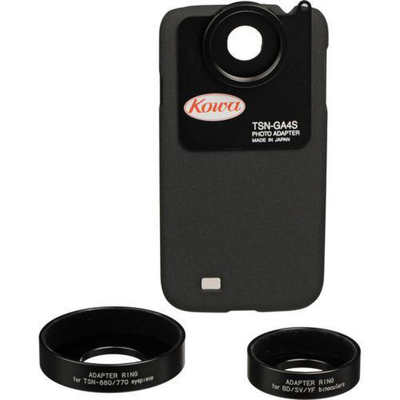 Kowa TSN-GA4S Photo Adapter for Galaxy S4-Jacobs Photo and Digital