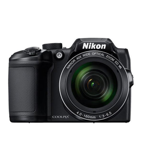Nikon COOLPIX B500 Black Camera