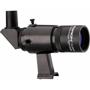 Orion 9x50 Right-Angle Correct-Image Finder Scope-finderscope-Jacobs Photo and Digital