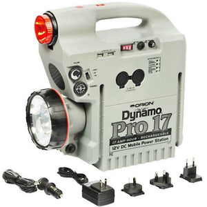 Orion Dynamo PowerTank 12V 17 Amp-Battery-Jacobs Photo and Digital