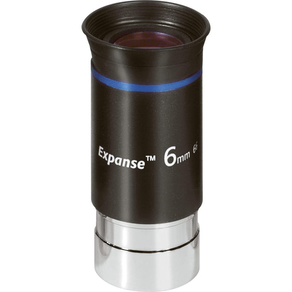 Orion Expanse 6mm Wide-Angle Eyepiece 1.25