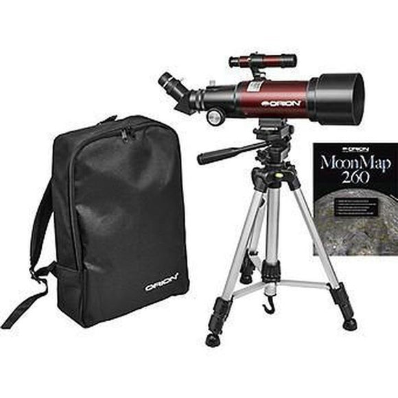 Orion GoScope III 70mm Refractor Travel Telescope-Telescope-Jacobs Photo and Digital