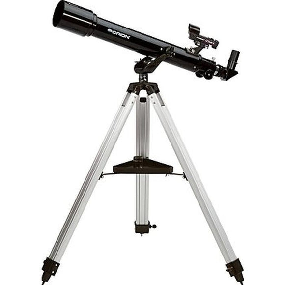 Orion Observer II 70mm Altazimuth Refractor Telescope-Telescope-Jacobs Photo and Digital